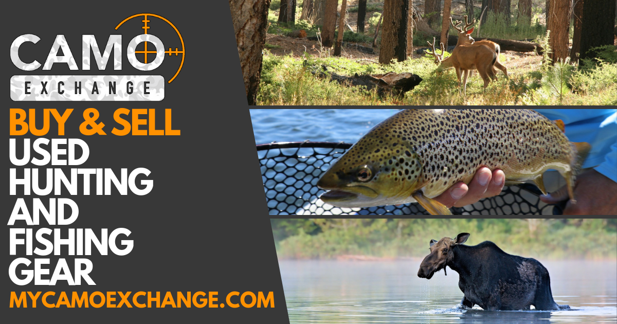Buy & Sell Used Hunting and Fishing Gear | MyCamoExchange com
