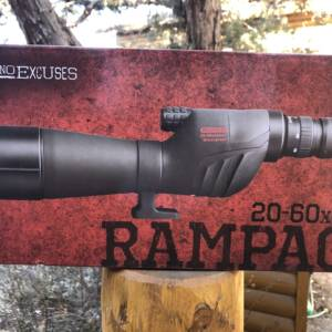 Rampage Spotting Scope